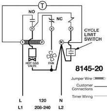 defrost clock wiring diagram defrost image wiring paragon defrost timer wiring diagram wiring diagrams on defrost clock wiring diagram