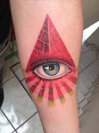 Third Eye Triangle Tattoo Tattoos Third Eye Tattoos Tattoos