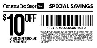 Print this Christmas Tree Shops coupon ...