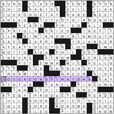 Vending Machine Crossword Clue Interesting Sunday July 48 48