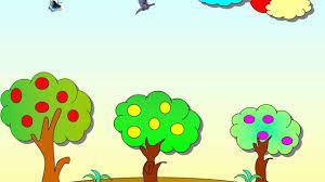Tạo hình: Vẽ vườn cây ăn quả - YouTube