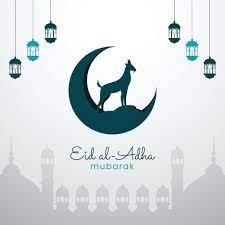 islamic banner Illustration eid al adha for social media posts 2405723  Vector Art at Vecteezy