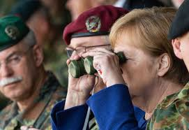 Germany military size for 2018 was 181,400.00, a 0.78% increase from 2017. As Trump Moves To Withdraw Troops From Germany The German Military Is In A Sorry State