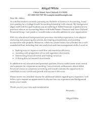 Sample Finance Internship Cover Letter Sample Internship Cover Letter Finance Intern Resumes For College
