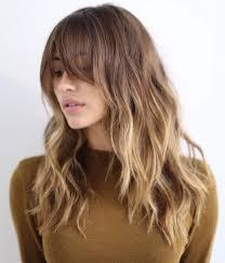 صور قصات تكثف الشعر الطويل الخفيف Yasmina