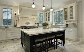 High Quality Marble Kitchen Islands. Awesome Ideas