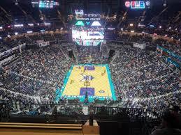 Spectrum Center Charlotte Nc Concert Seating Chart Spectrum Center Charlotte Hornets Stadium Journey
