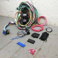 vintage car truck charging starting systems 1960 1976 plymouth duster scamp valiant wire harness upgrade kit fits painless