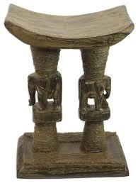 elephant king decorative wood throne