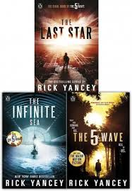 rick yancey collection the 5th wave series 3 books set the last star the