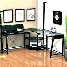 chrome computer desk z line desk z line computer desk z line desk z line glass chrome computer desk stunning black glass