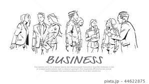 相談会のイラスト素材 Pixta