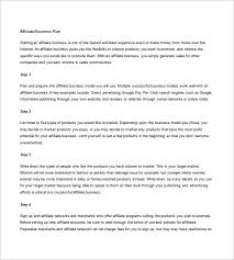 Online Sales Business Plan Marketing Business Plan Template 17 Free Word Excel Pdf