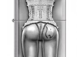 "<b>Zippo</b> ""Sexy <b>Woman</b> in Corset"" Lighter - 1500 руб. Подарки и ..."