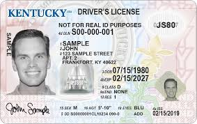 - Licenses Drivers 95 Are And Wiki Id's 3 New Kentucky Out Rolling