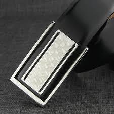 small clarity 6 4cm high quality copper buckle belt men designer genuine leather corset belts men