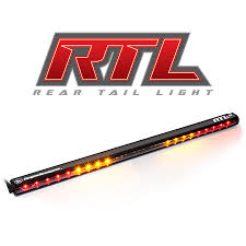 led light bars off road truck light bars baja designs rtl series