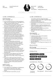 Senior Accountant Resume Sample Resume Sample Career Help Center
