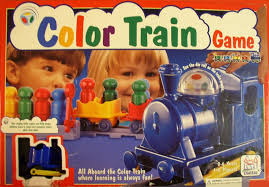 But in addition to the role of a. Color Train Game Board Game Boardgamegeek