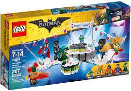 Đồ Chơi LEGO The Batman Movie 70919 - Anh Hùng Hội Tụ (LEGO The Batman Movie  70919 The Justice League Anniversary Party)