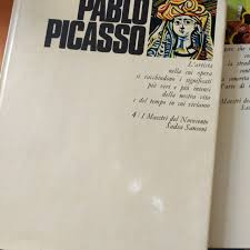 pablo picasso coffee table book books stationery fiction on carou