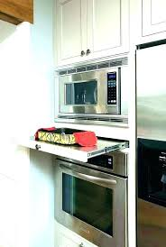 single wall oven cabinet base double microwave and combo dimensions wall oven microwave