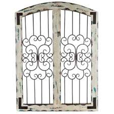 smart inspiration garden gate wall decor home decoration ideas iron new impressive best images about arched metal gate wall decor