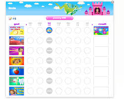 Free Printable Chore Chart For 4 Year Old Making A Pretty Chore Chart Online Venture1105