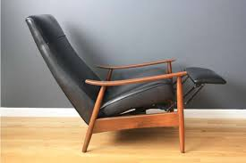 mid century recliner. Interior, Mid Century Modern Recliner Chair Project Sewn Throughout Reclining Classic Small Contemporary Recliners 8