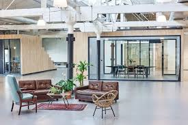 Sustainable office building Award Winning Upcycled Office Interiors Trend Hunter Upcycled Office Interiors Sustainable Office Building