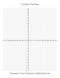 5 Coordinate Graph Xy Paper Free Cartesian Ukcheer Template Source