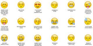Feelings Chart Emoji This Artist Uses Emoji To Explore Empathy Autism And How