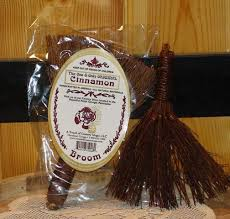 cinnamon broom decorating ideas fall hostess gift ideas happy home fairy