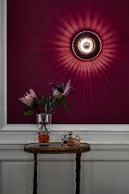 New Wave Optic Wall Lamp Design By Us Smukdesign