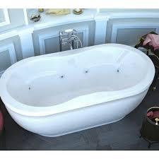 elissa deluxe 60 x 60 corner bathtub