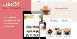 How To Boost Cake Sales With Cake Art Wp Theme
