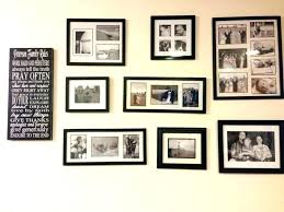 picture frame wall decor picture frame wall ideas for decorating wall frame ideas exquisite home interior