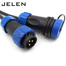 3 pin connector plug online shopping the world largest 3 pin weipu sp2110 waterproof 3 pin connector plug socket power connector industrial power supply wire