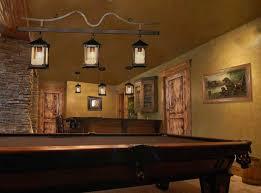 pool table light fixtures decorating ideas