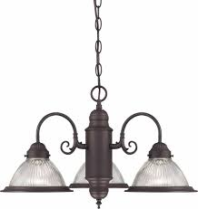 roth 3 light antique bronze chandelier