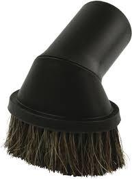 dusting brush natural hair 35 30 mm black