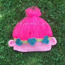 Trolls Crochet Hat Pattern Classy Tulletally Easy Troll Hat Lace Kennedy Crochet