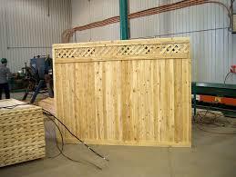 fence panels designs. 6×8 Wood Fence Panels Lattice Designs