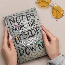 imagenes de libro el libro que todo fan de stranger things desearía tener