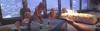 <b>Birthday Party</b> - Gulfarium Marine Adventure Park