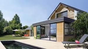 Impressionnant Extension Maison Bois Prix M2 1 Prix