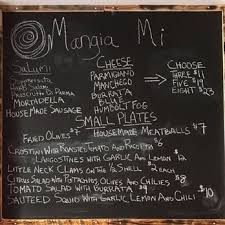 Chalkboard Menu Board Chalkboard Menu Board Yelp