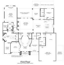 peachy toll brothers floor plans
