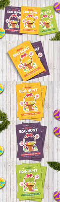 Easter Flyer Template Ai, Psd - A4 | Flyer Templates | Pinterest ...