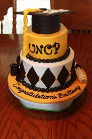 Uncp College Graduation Cake Sweet Treats By Me College